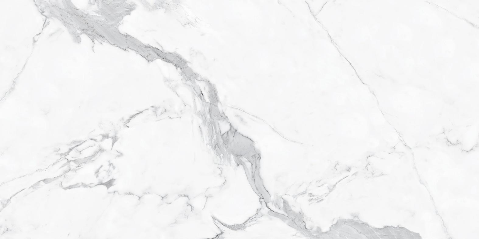 "Thin Porcelain 12"" x 24"" Polished White Porcelain Field Backsplash Wall & Floor Tile"