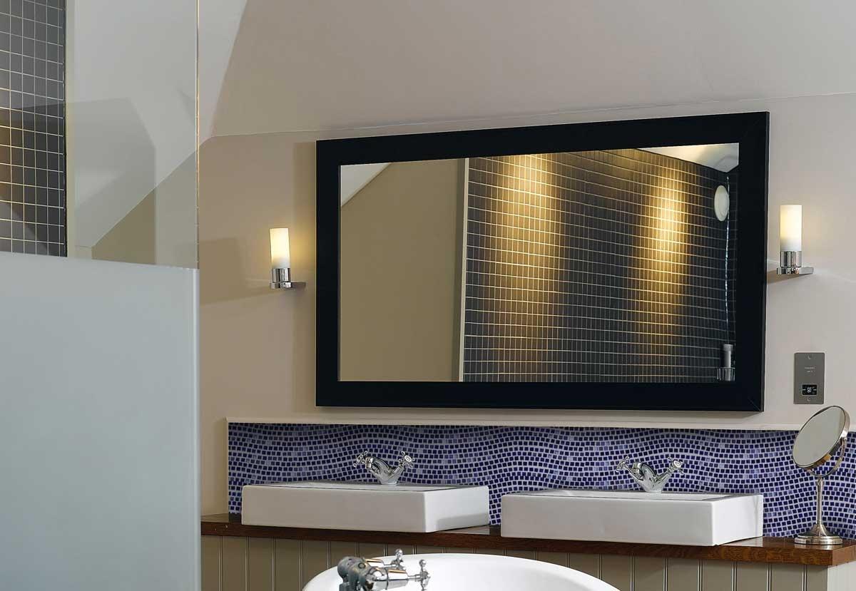 "Galaxy 0.31"" x 0.31"" Iridescent Blue Glass Wavy Backsplash Mosaic Wall & Floor Tile"
