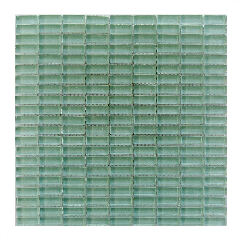 """1/2""""x1(1/4)"""" Epiphany Glass AZUL"""